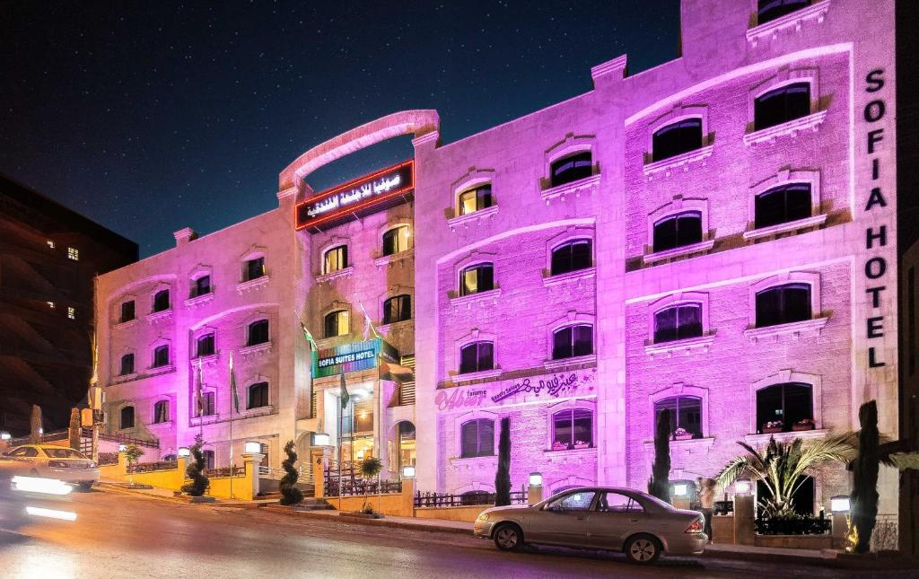 Sofia Suites Hotel Jordanien Amman Booking Com