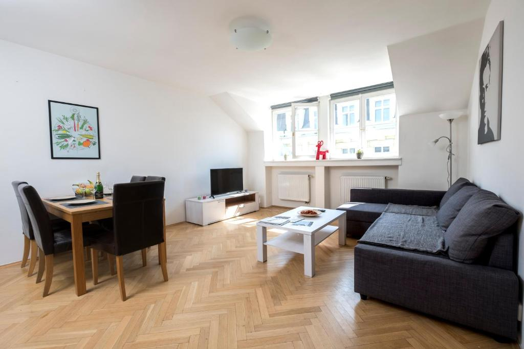 Modern apartment close to old town prague czech republic for Modern hotel prague