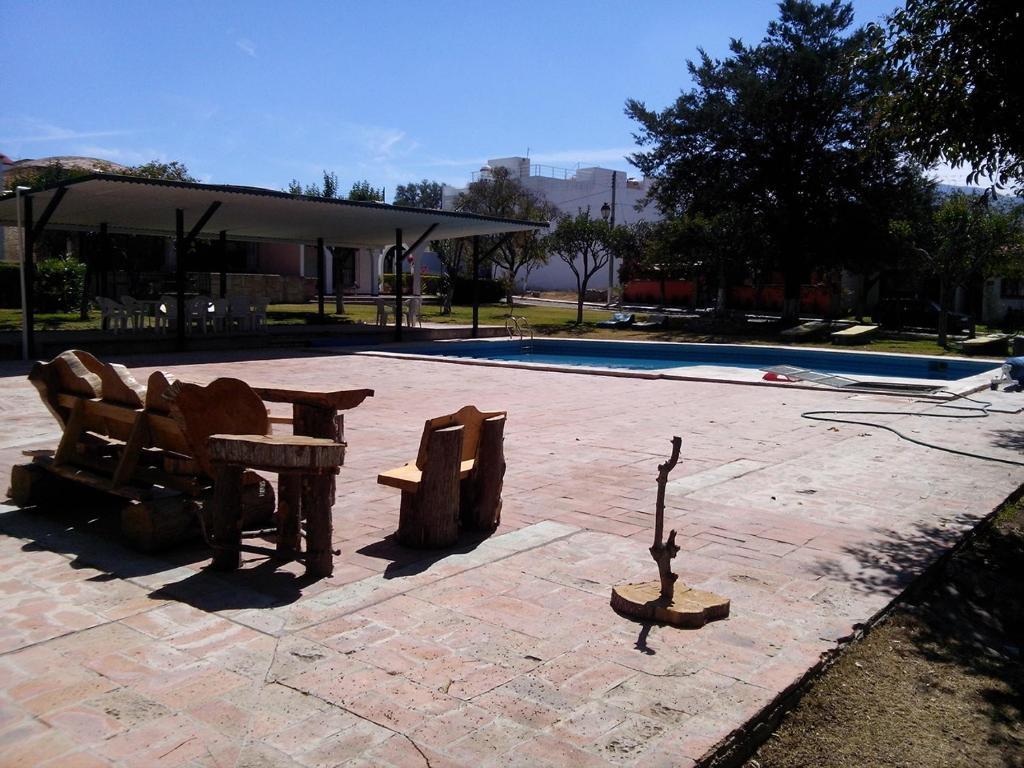 Vacation Home Casa Manantial, Tequisquiapan, Mexico - Booking.com