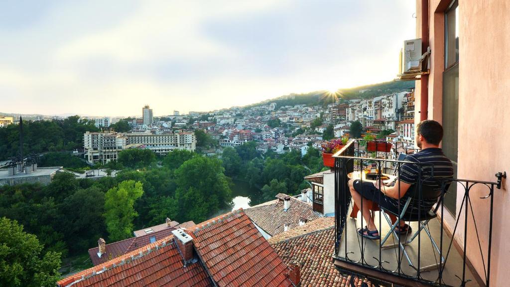 Апартамент Apartament Panoramna Terasa - Велико Търново