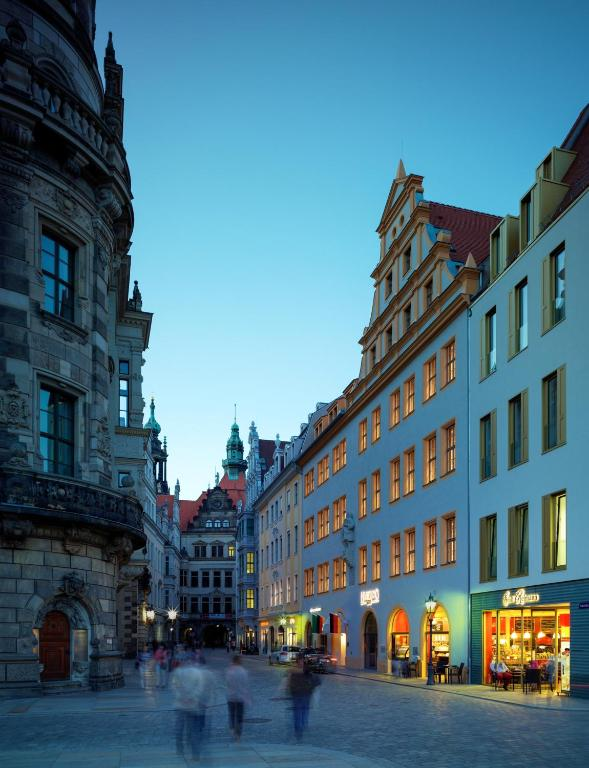 Hyperion Hotel Dresden Am Schloss Germany Bookingcom
