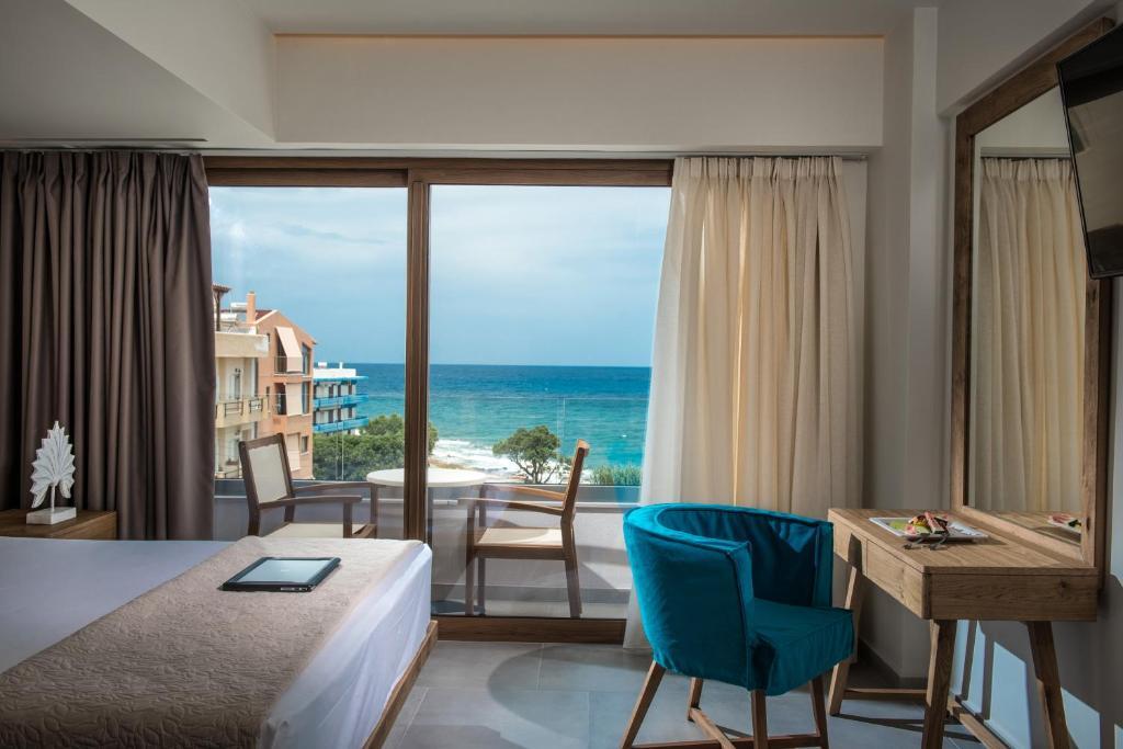 Harma boutique hotel hersonissos greece for Design boutique hotel alacati