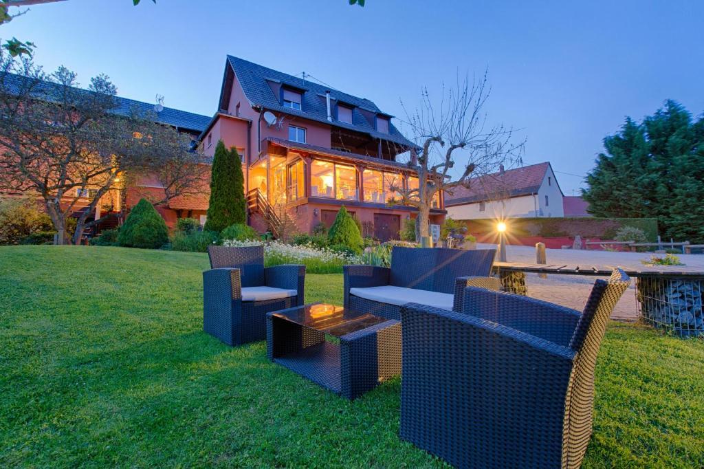 Hotel Restaurant Des Vosges Birkenwald