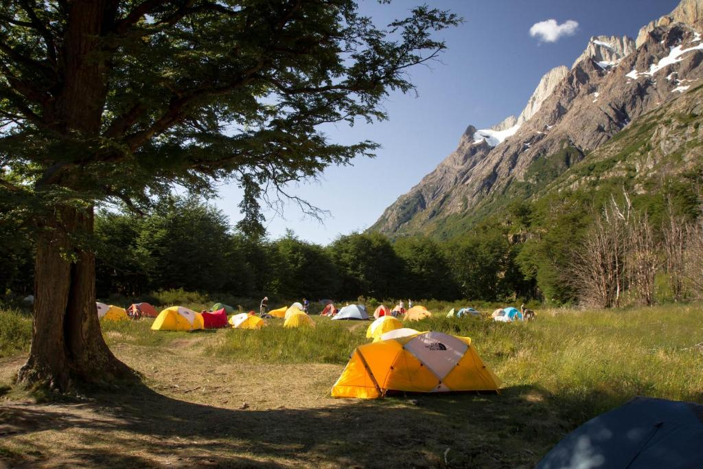 Circuito W Torres Del Paine Camping : Camping grey torres del paine chile booking
