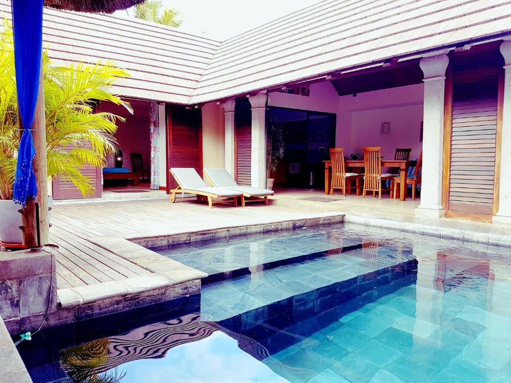 villa oasis, pereybere, mauritius - booking
