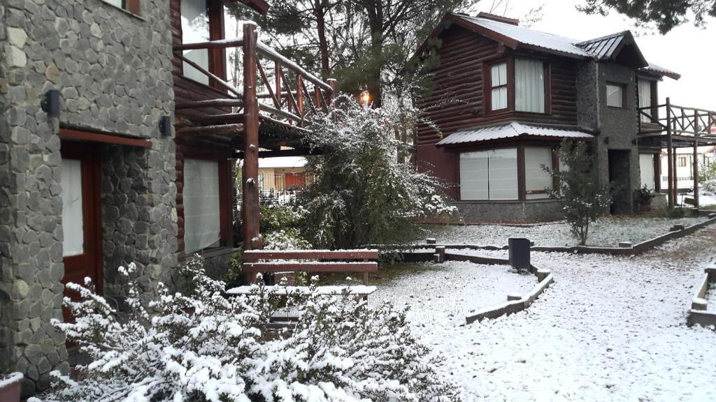 Ibai ko Mendi during the winter