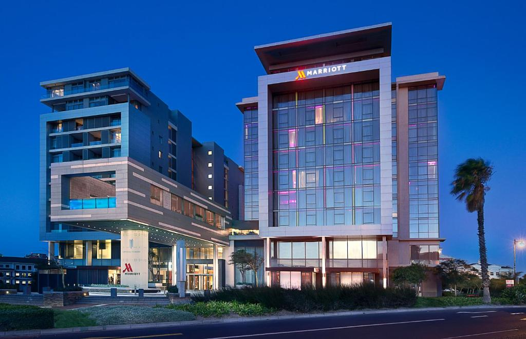 Hotel Marriott Crystal Towers Cape Town South Africa