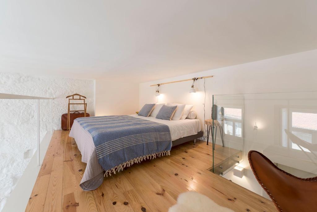 Apartment Cativo Mezzanine Studio, Porto, Portugal - Booking.com