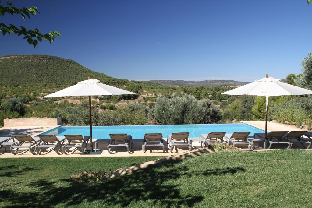 boutique hotels valderrobres  5