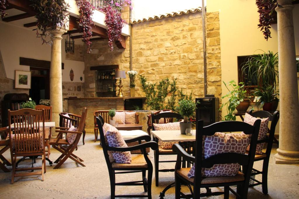 boutique hotels in úbeda  13