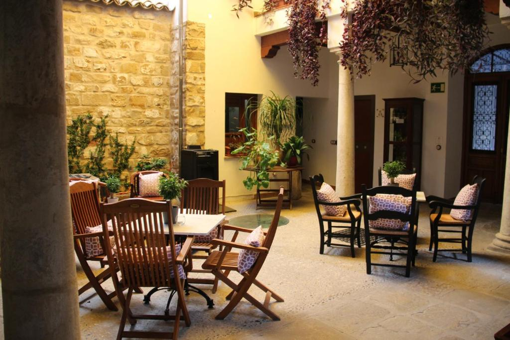 boutique hotels in úbeda  17