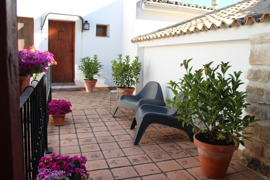 boutique hotels in úbeda  15