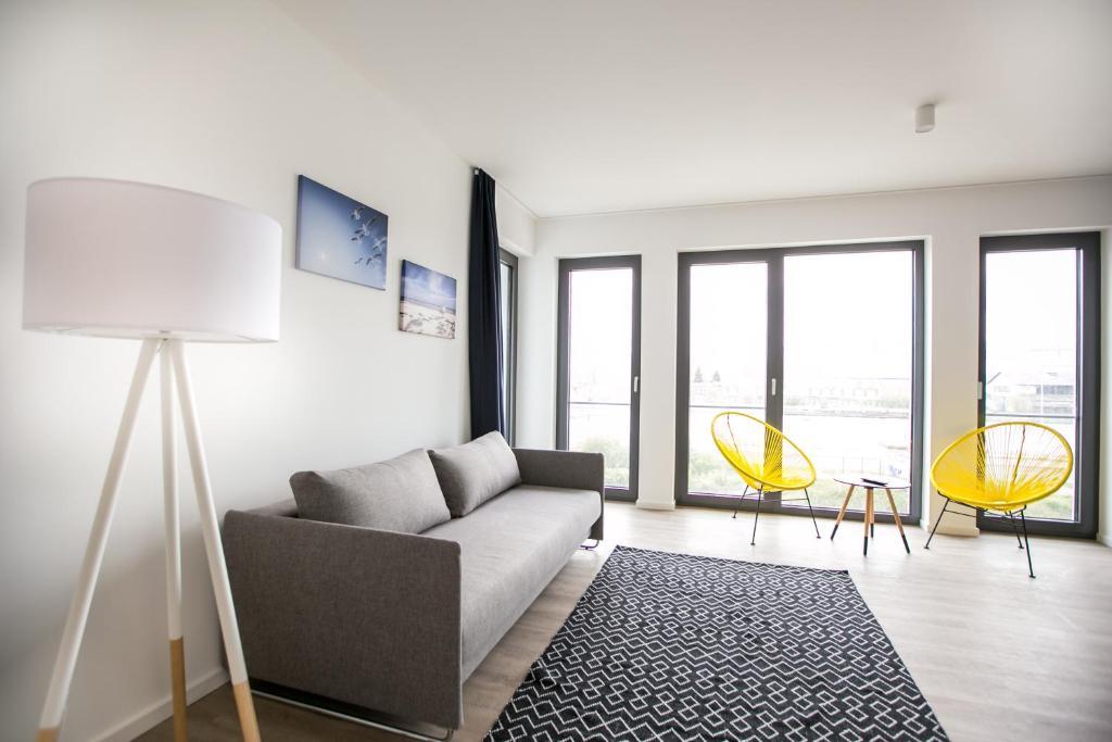 Hafenapartments warnem nde deutschland warnem nde for Warnemunde appartements