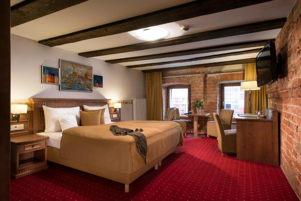Romantik Hotel Scheelehof Stralsund Deutschland Angebote