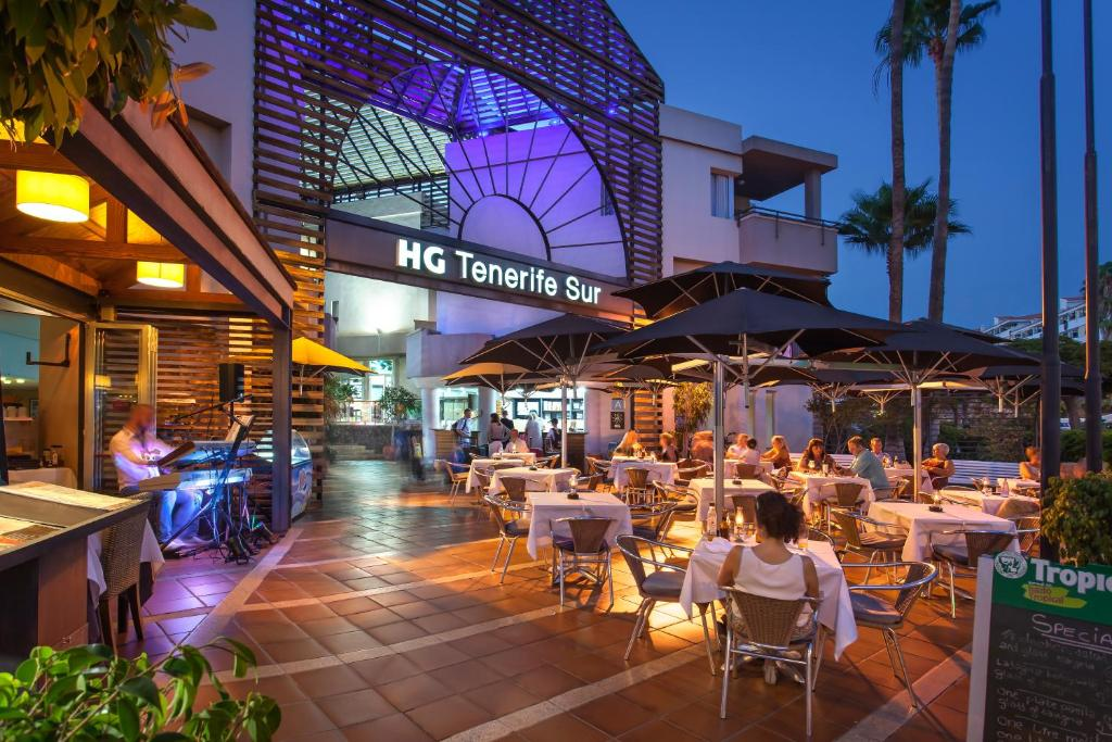 Good Restaurants In Adeje Tenerife