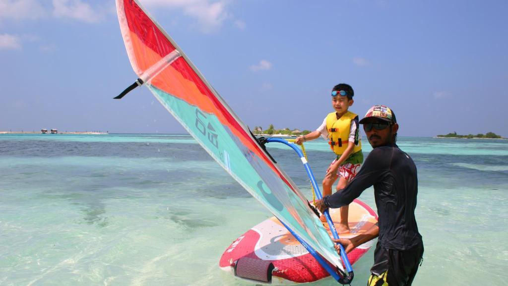 5 причин выбрать вариант размещения Adaaran Select Hudhuranfushi