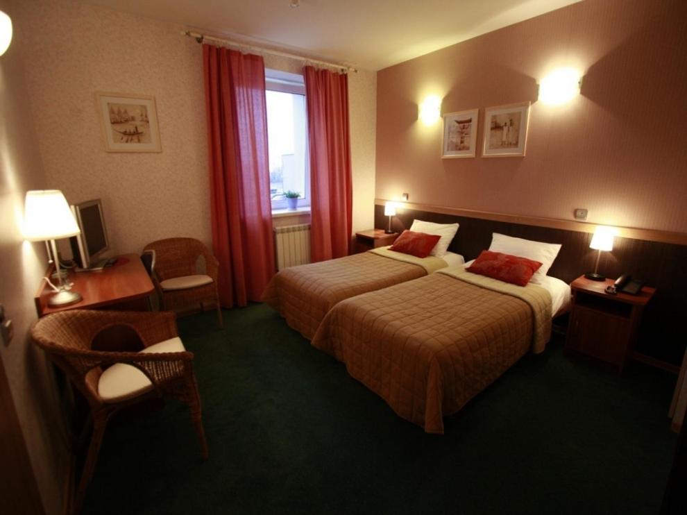 Кровать или кровати в номере Отель Kora-VIP Шереметьево