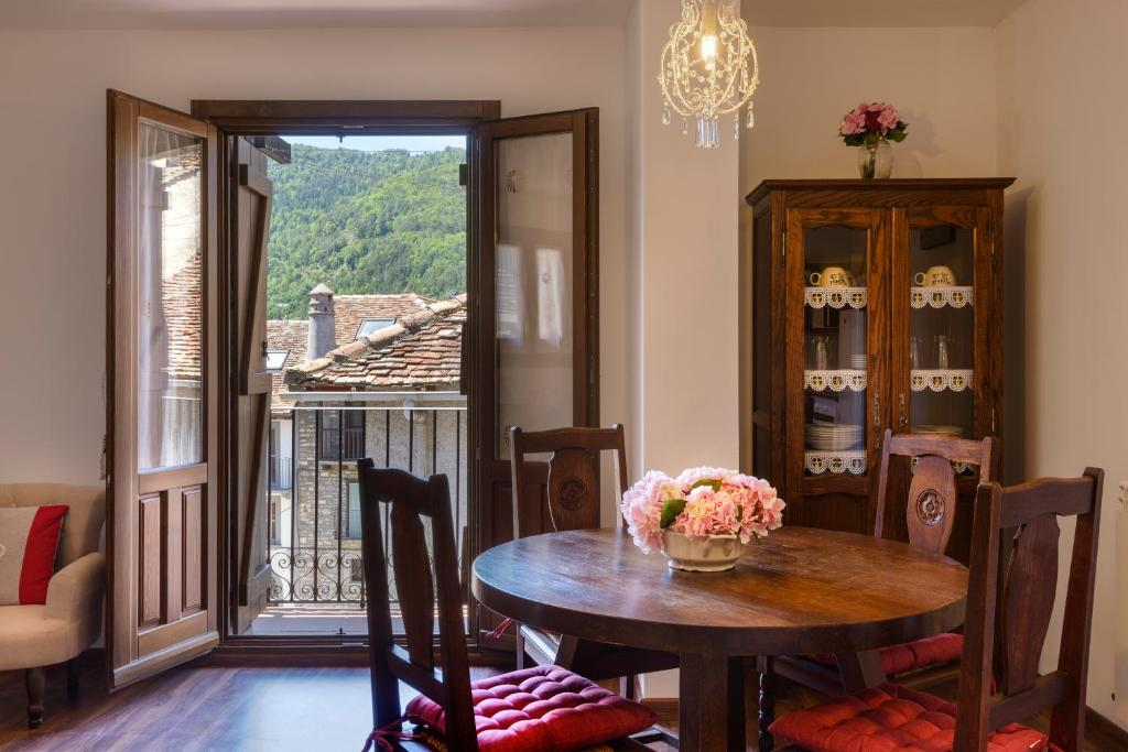 Apartments In Salvatierra De Esca Aragon