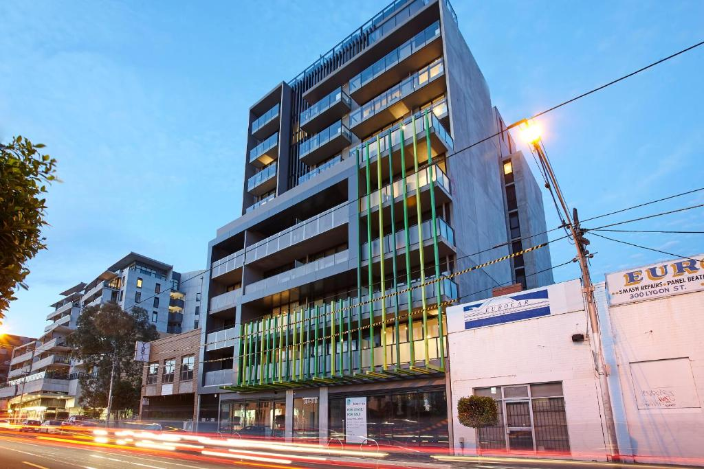 Serviced apartments melbourne mason australia for Appart hotel melbourne