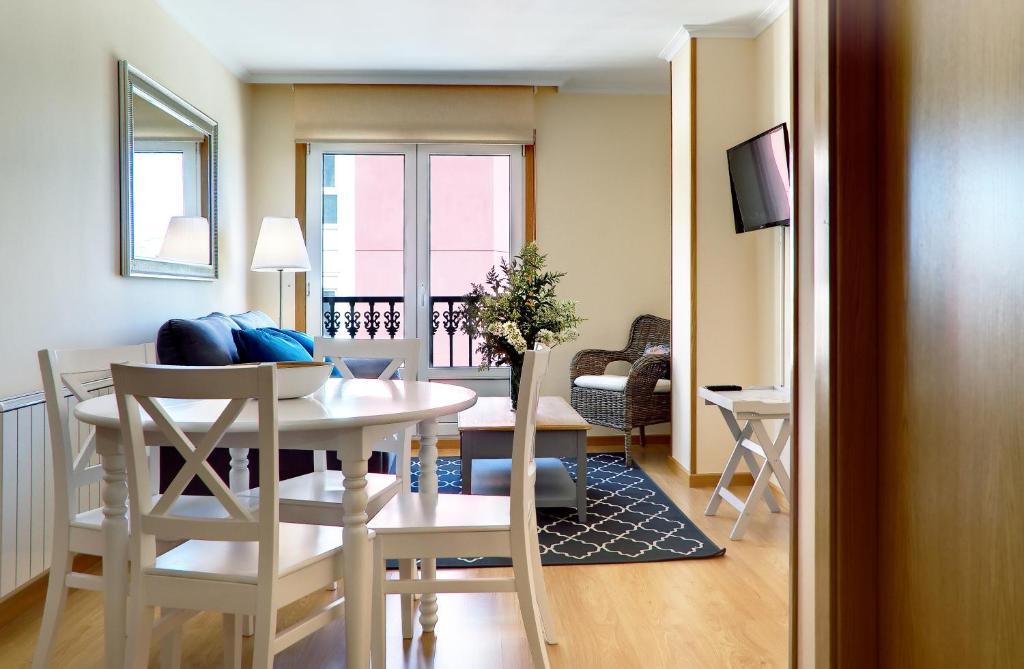 Apartments In Cuiña Galicia