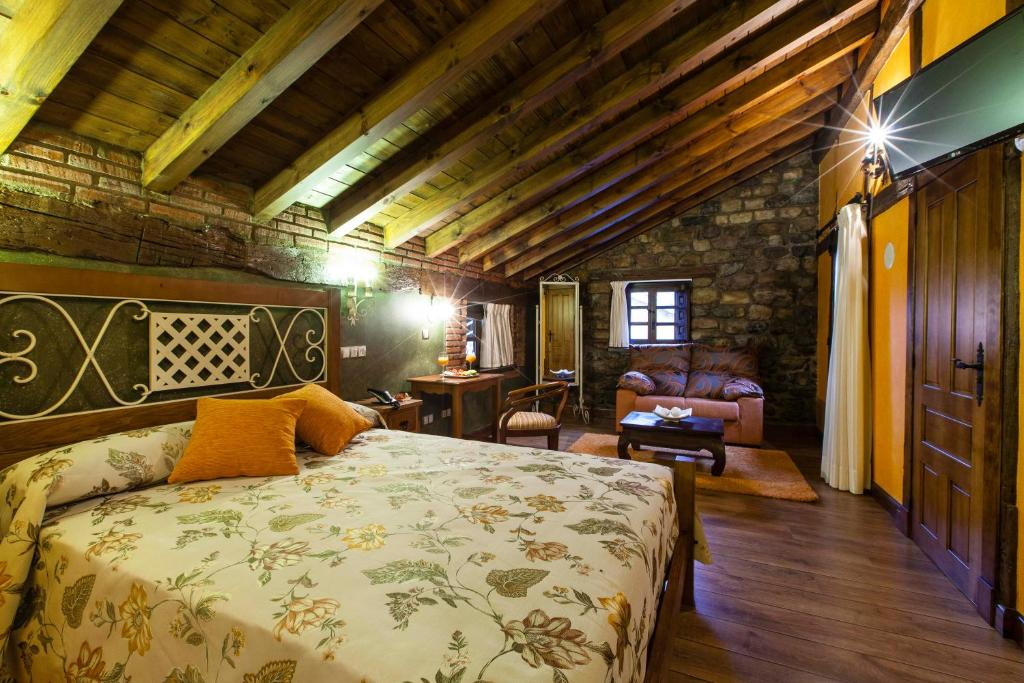 hotels with  charm in terán  16