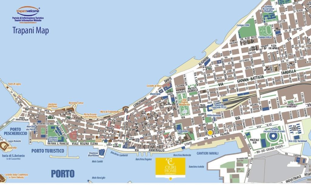 Apartment Ciuri Home Trapani Italy Bookingcom