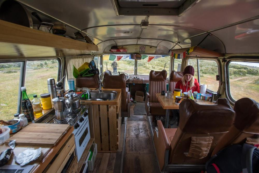 Buspackers, Puerto Williams – Precios actualizados 2018