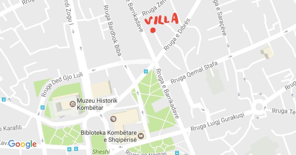 Villa Center Tirana Updated 2018 Prices