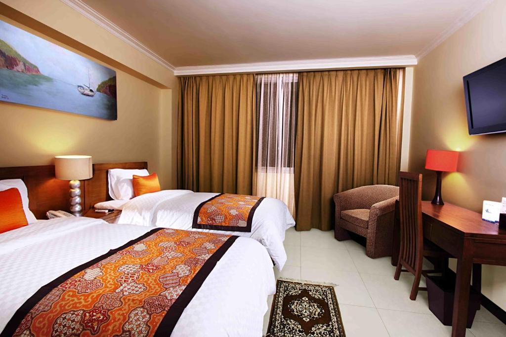 Dermaga Keluarga Hotel Yogyakarta Harga 2018 Terbaru