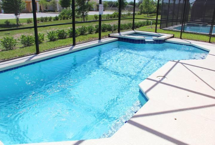 Vacation Home Silver Creek Five Bedroom House With Private Pool B6y Kissimmee Fl