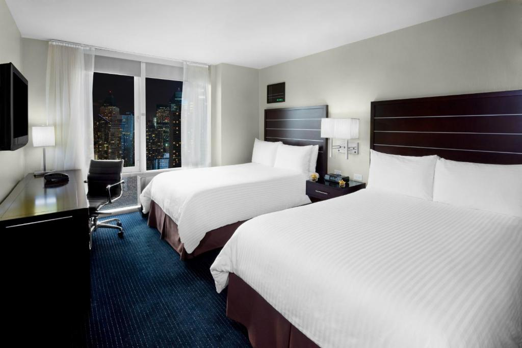 Hilton New York Fashion District City USA Rooms