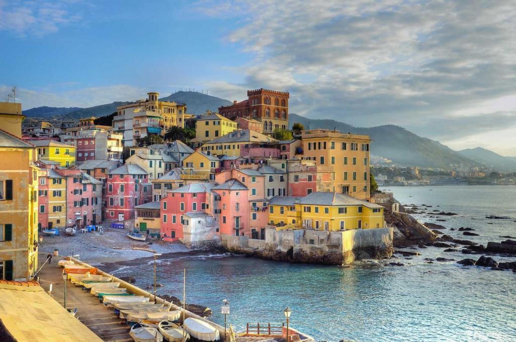 Genoa Italy Airport Arrivals