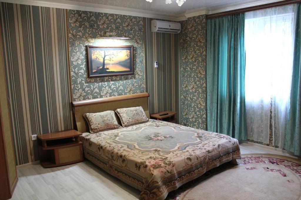 A bed or beds in a room at Guest House Spinova 17