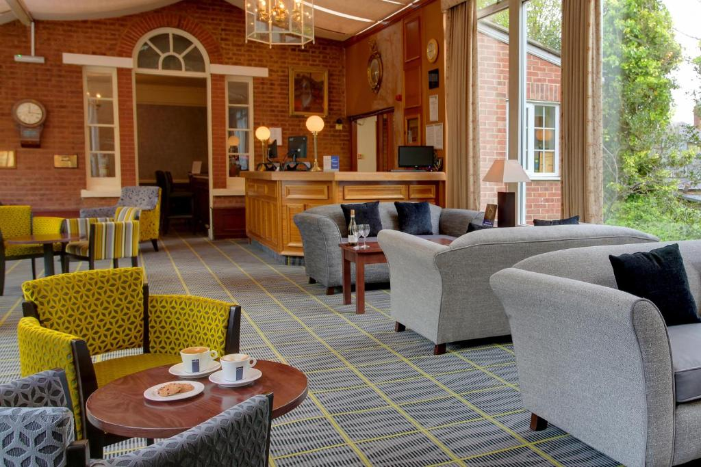 Best Western Moore Place Hotel Milton Keynes UK Deals
