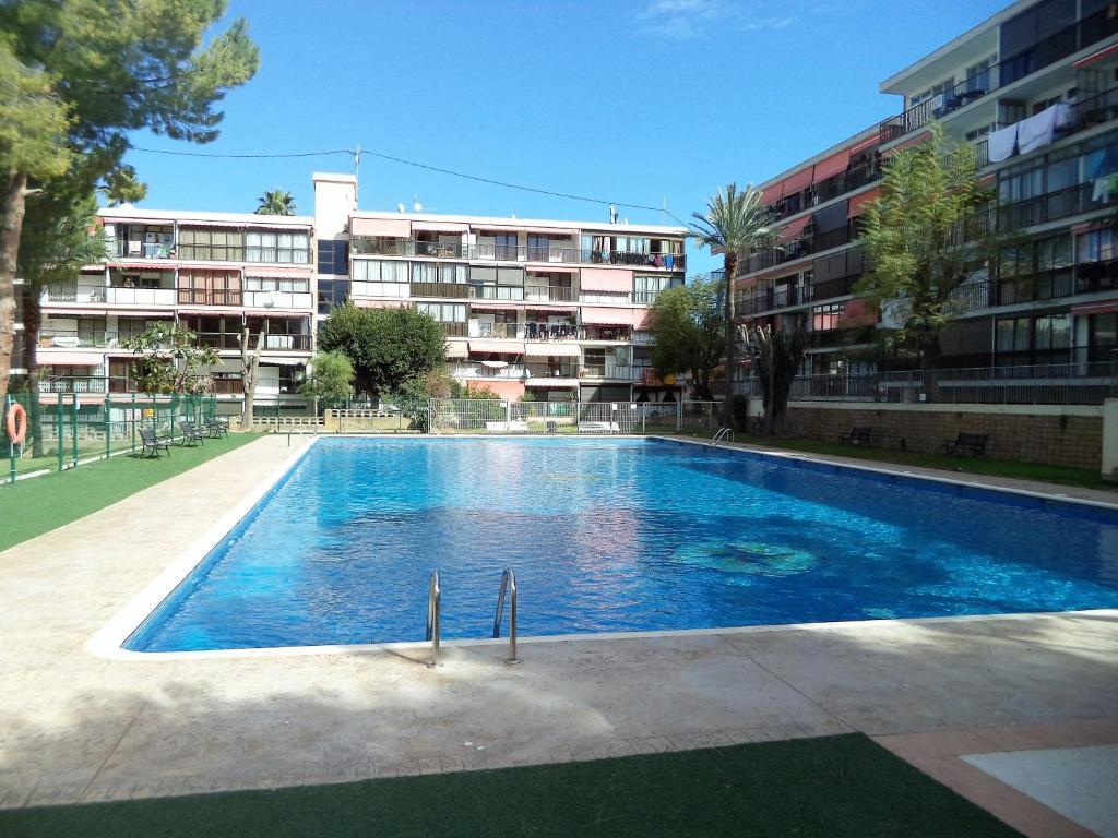 Apartment Contesa Levante Beach, Benidorm, Spain - Booking.com