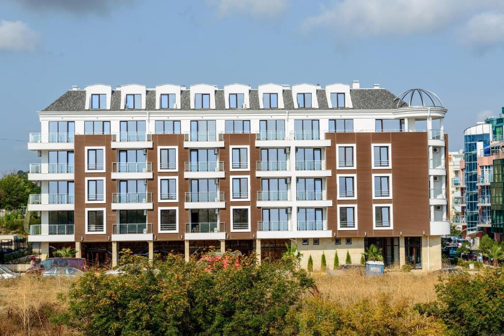 Апартамент Апартаментs Stamopolu Lux-Building B - Приморско