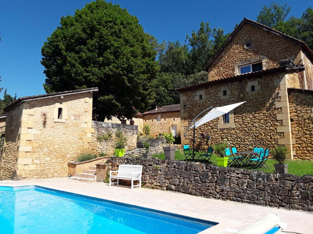 Bed and breakfast le clos de la can da sarlat la can da - Chambre d hotes sarlat dordogne ...