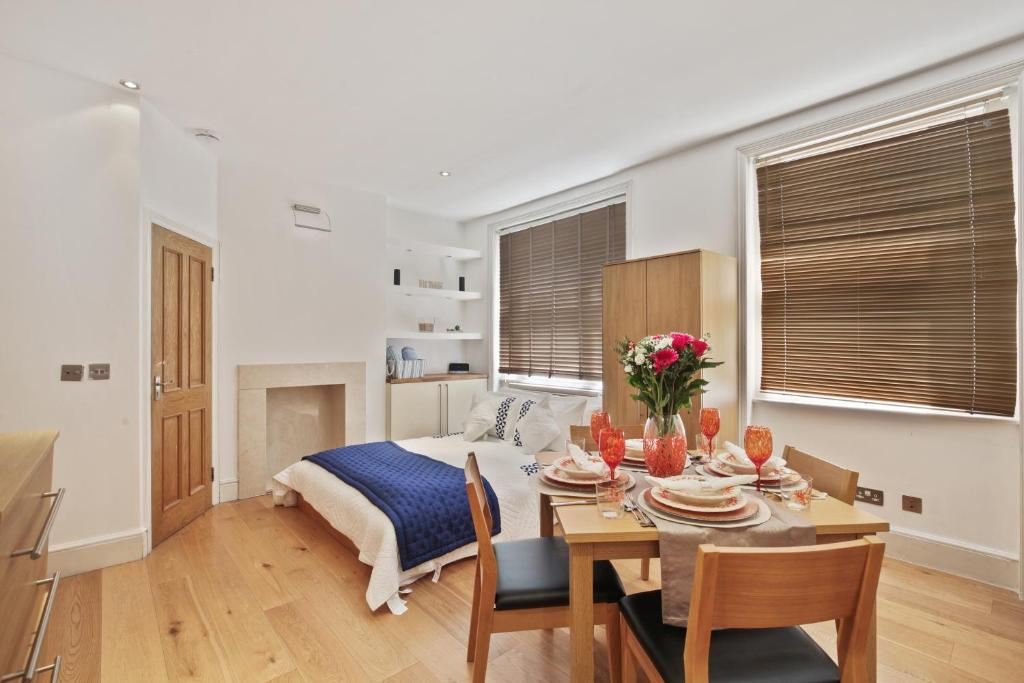 Oxford Street Studio Apartments London Uk