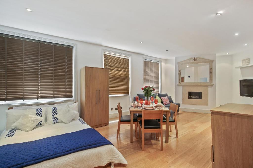 Oxford street studio apartments london updated 2019 prices - Pictures of studio apartments ...