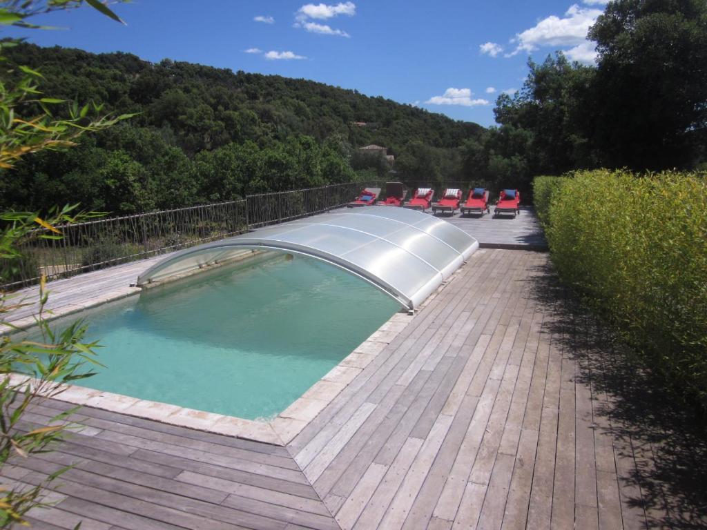 Belle villa 200m² Grimaud (flipers, babyfoot et piscine) (Frankreich ...
