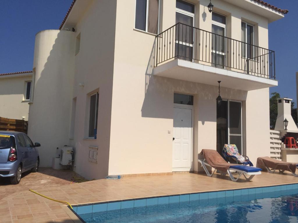 Papantonia Hotel Apartments (Cyprus, Protaras). Holidays in Cyprus 20
