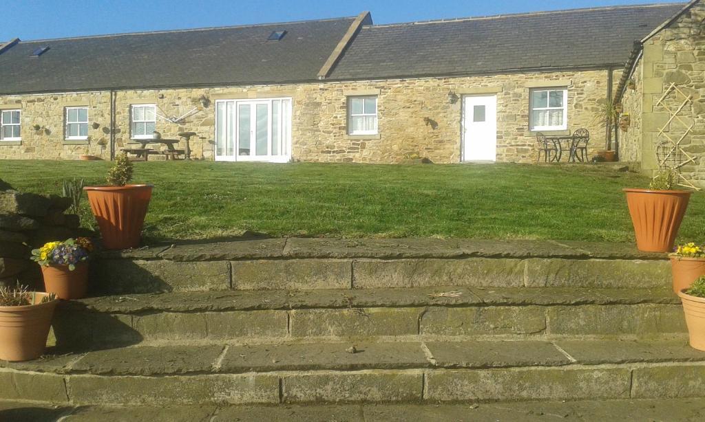 Hamsteels Hall Cottages Langley Park UK