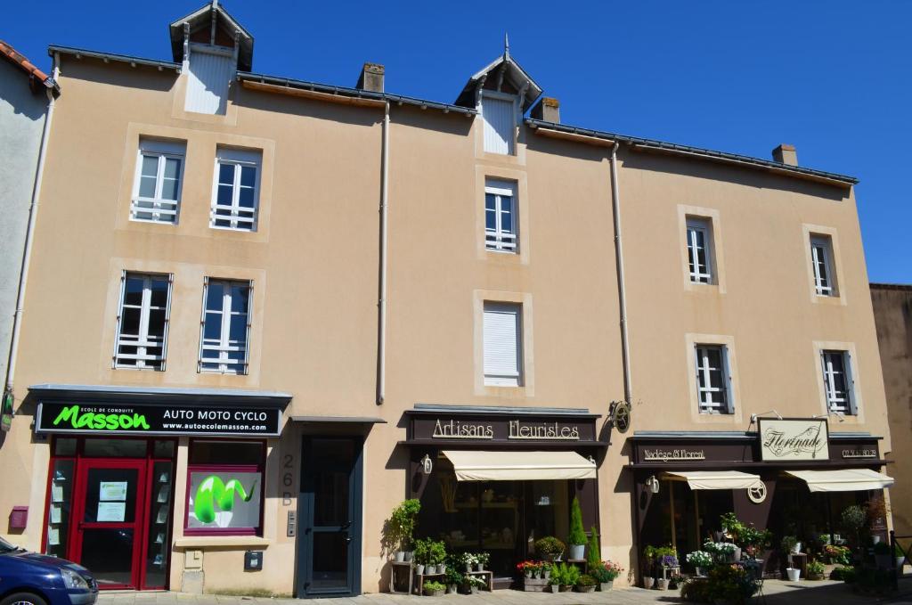 Apartments In Roussay Pays De La Loire