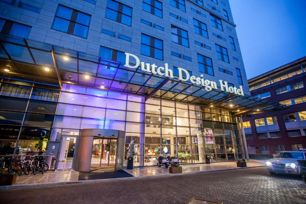 Dutch design hotel artemis niederlande amsterdam for Design hotel niederlande