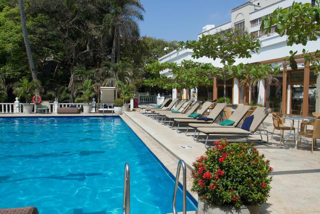 Hotel Caribe By Faranda, Cartagena, Colombia - Booking.com
