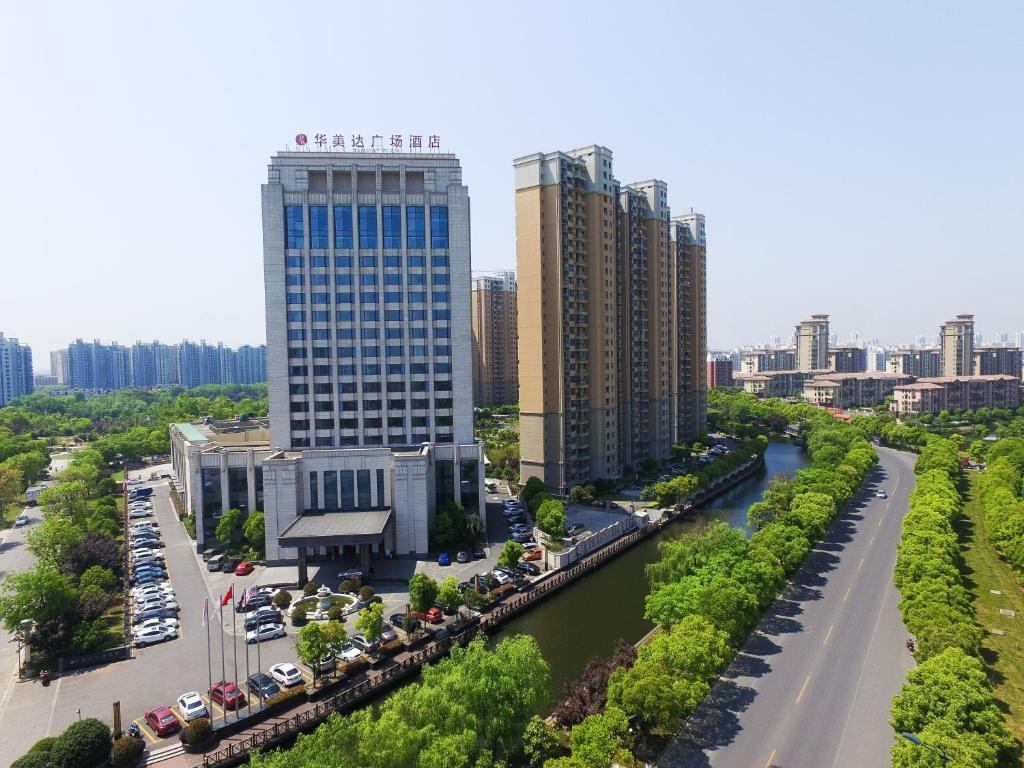 Kunshan China Map.Ramada Plaza Qiandeng Kunshan China Booking Com
