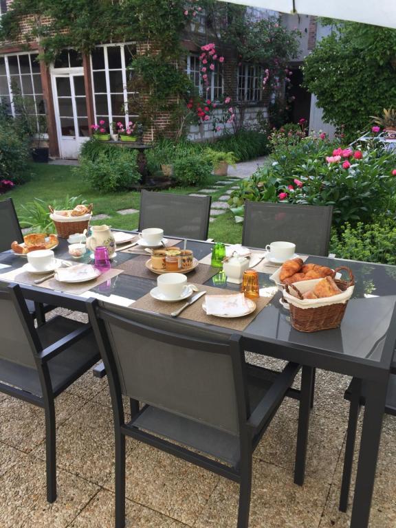 nakvynės su pusryčiais namai chambre hôtes graineterie (prancūzija