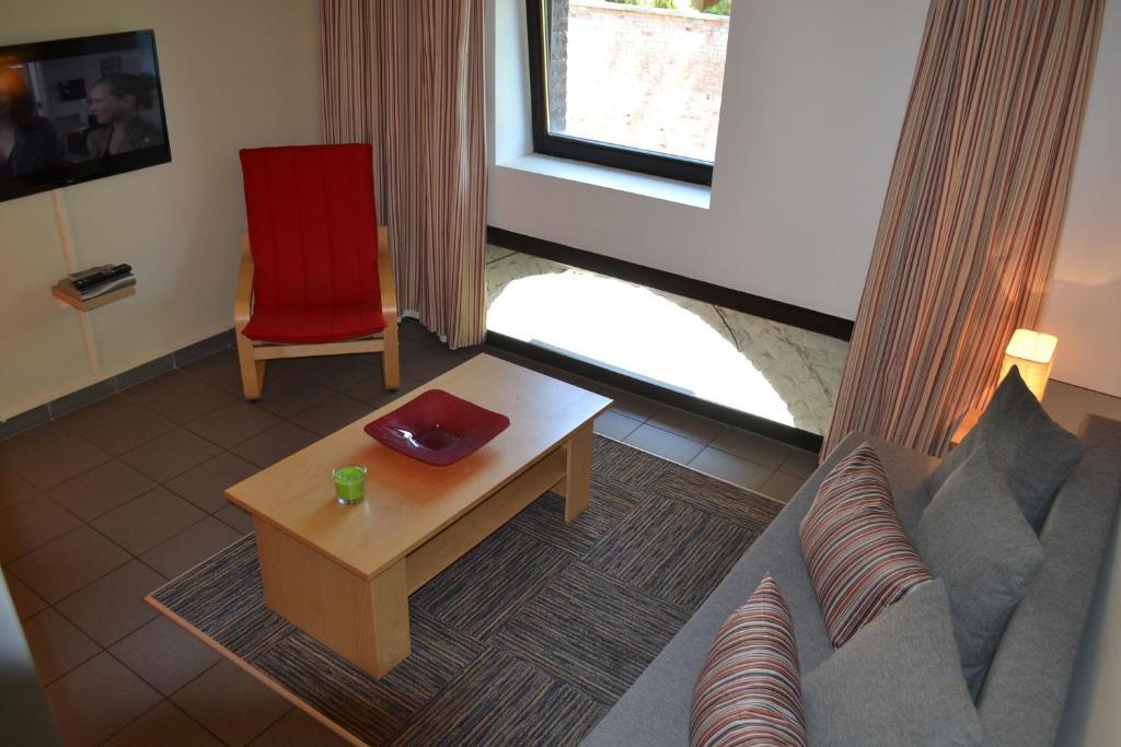 Apparthotel City Mons Centre Belgium Bookingcom