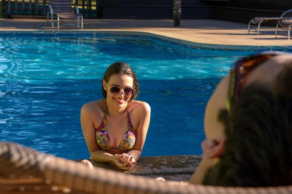 Piscina a Araras Hotel Rural o a prop