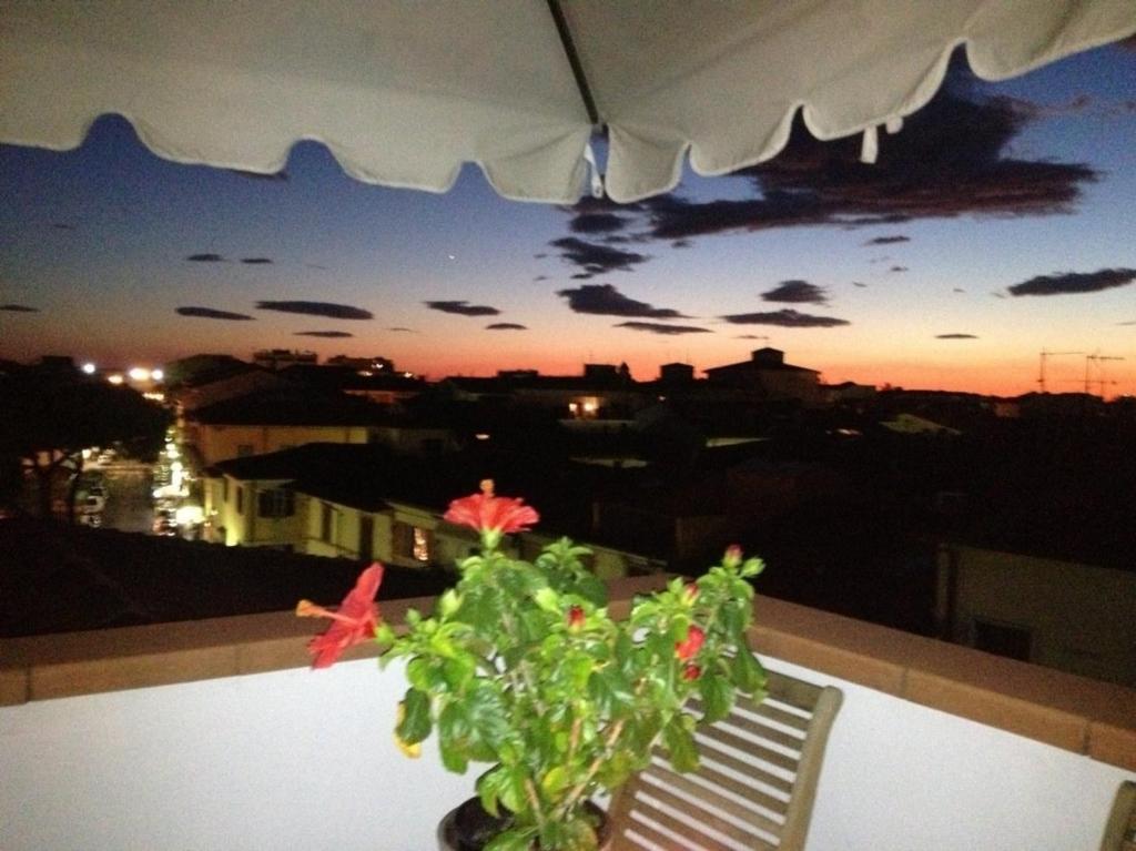 Appartamento Attico Con Terrazzo Molto Elegante (Italia Viareggio ...